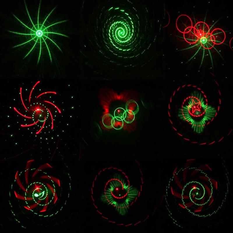 Мини проектор MARKETHOT Лазерный звездный проектор, Z01972 MARKETHOT