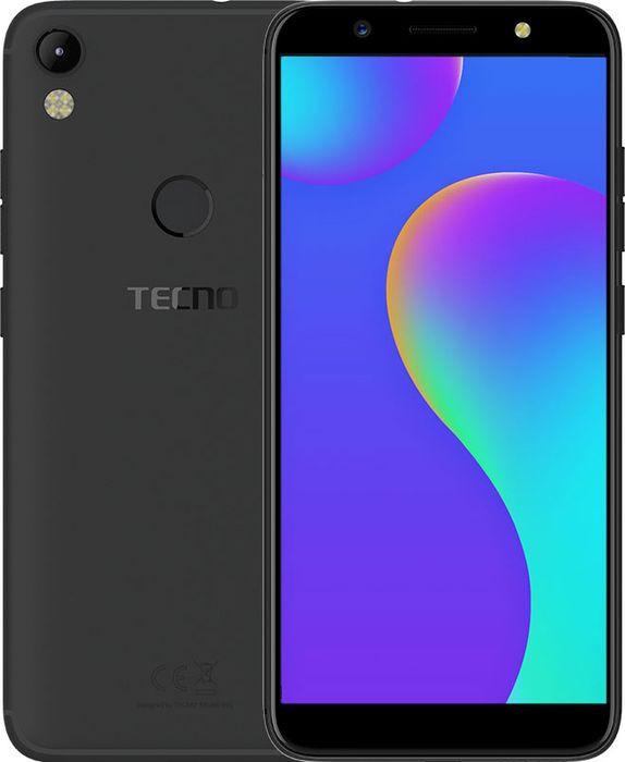 Смартфон Tecno Tecno Camon 11 Midnight 16 GB, черный