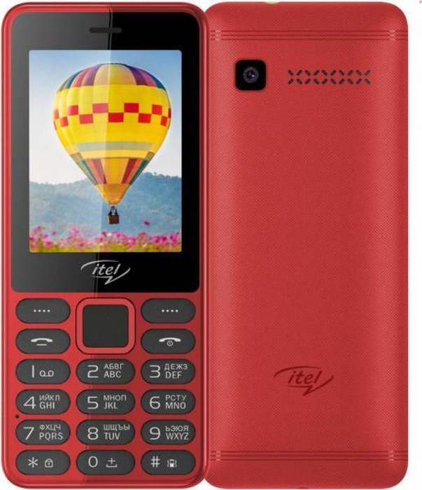 Мобильный телефон ITEL IT5022 DS, красный