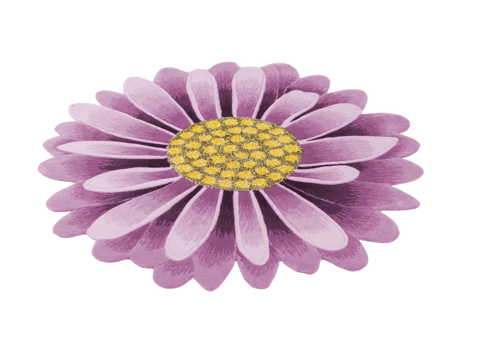 Ковер MADONNA 1,2х1,8/круг/8DHS03/розовый/213/, розовый