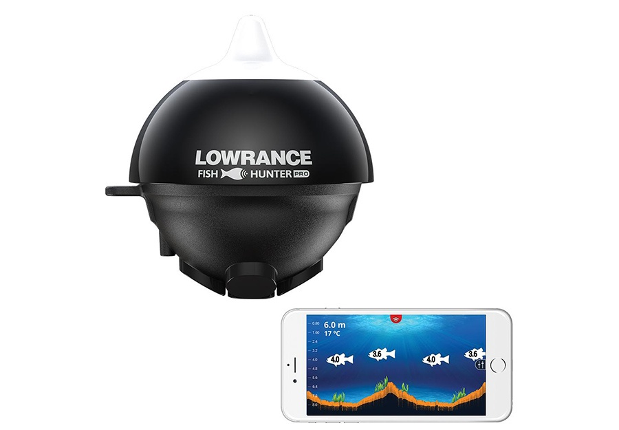 Аксессуар для рыбалки Lowrance FISHHUNTER PRO (WIFI ЭХОЛОТ), lowrancepro