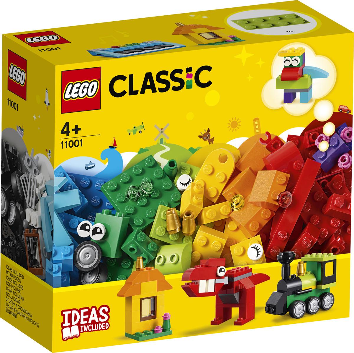 LEGO Classic 11001 Модели из кубиков Конструктор конструктор lego 11001 модели из кубиков