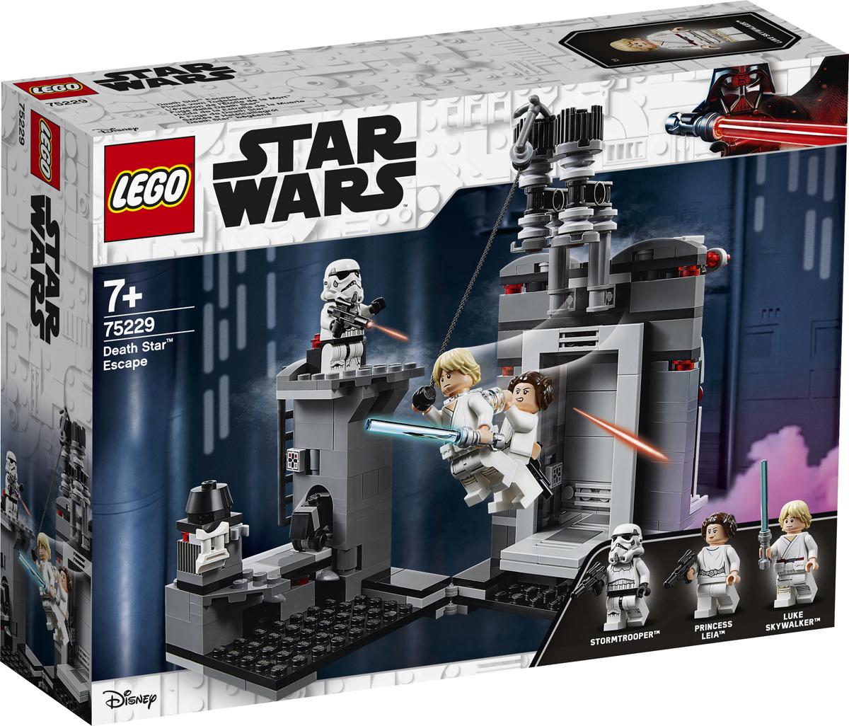 LEGO Star Wars 75229 Побег со Звезды смерти Конструктор