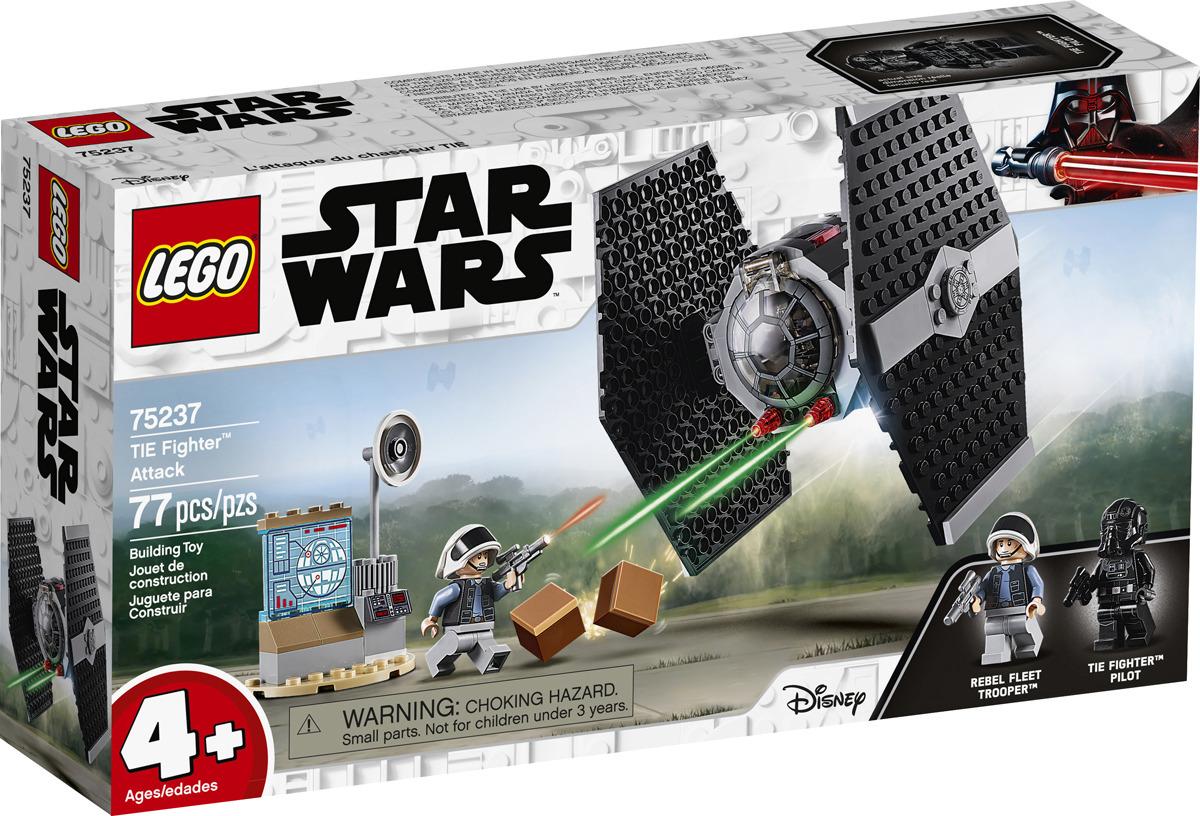 LEGO Star Wars 75237 Истребитель СИД Конструктор худи print bar сид уилсон