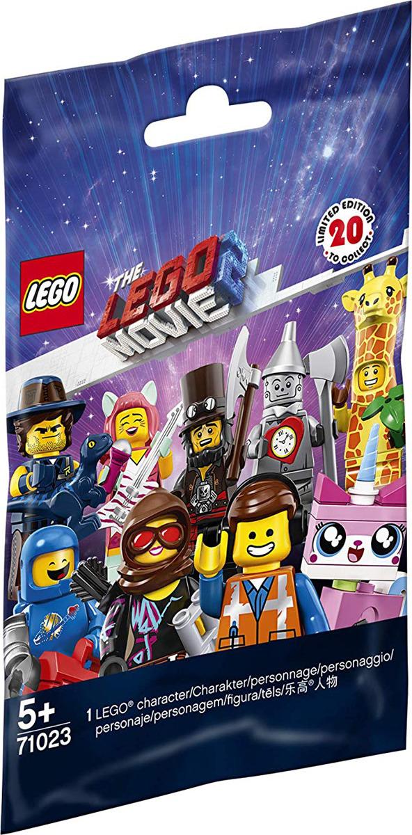 LEGO Minifigures 71023 Минифигурка Лего. Фильм 2 Конструктор