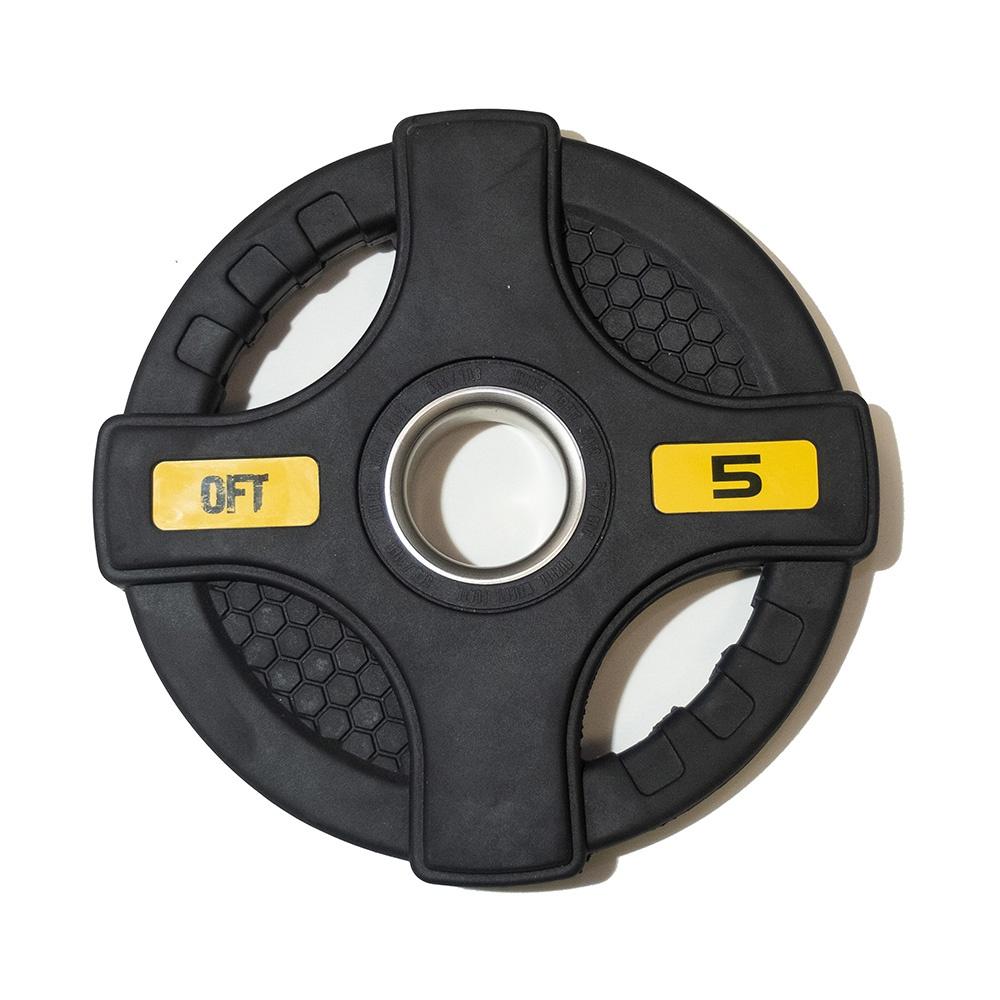 Диски Original FitTools обрезиненный, FT-2HGP-5