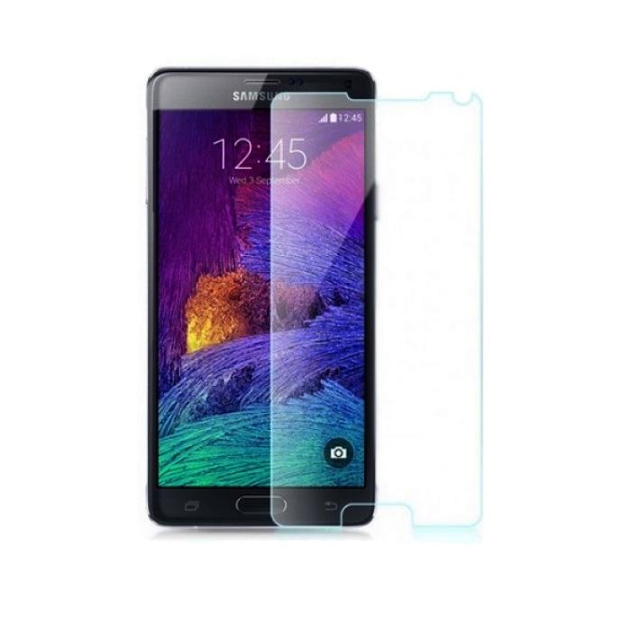 Защитное стекло Momax Glass Pro Screen Protector для Samsung Galaxy Note 4, прозрачный цена и фото