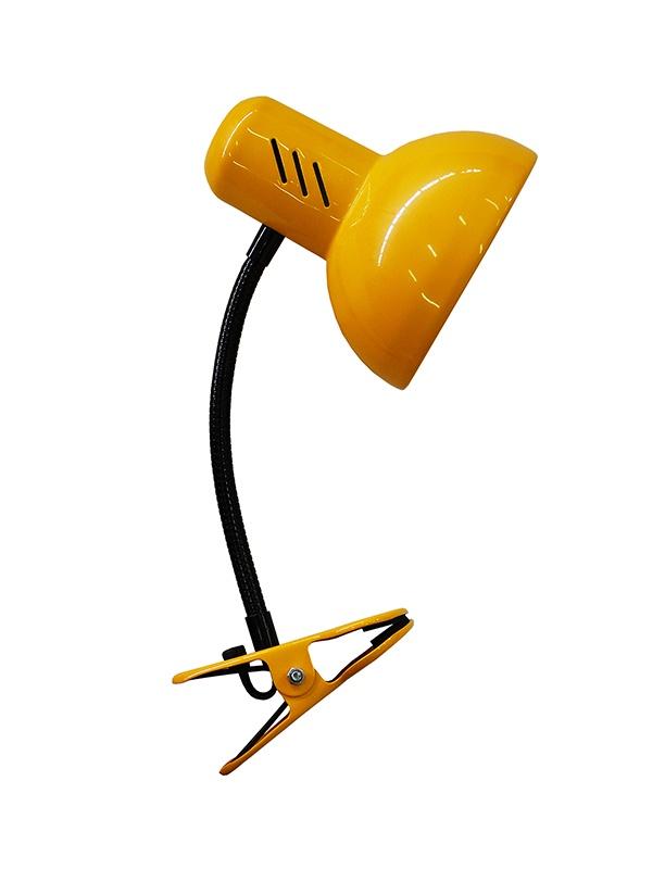 Настольный светильник Семь Огней USSR, 72001.04.45.01, желтый72001.04.45.01уход: протирать влажной тканьютип цоколя: Е27макс. мощность: 60количетсво ламп: 1лампы в комплекте: нетстепень пылевлагозащищенности: IP20
