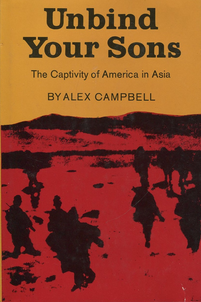 Alex Campbell Unbind Your Sons: The Captivity of America in Asia genus vulpes in egypt
