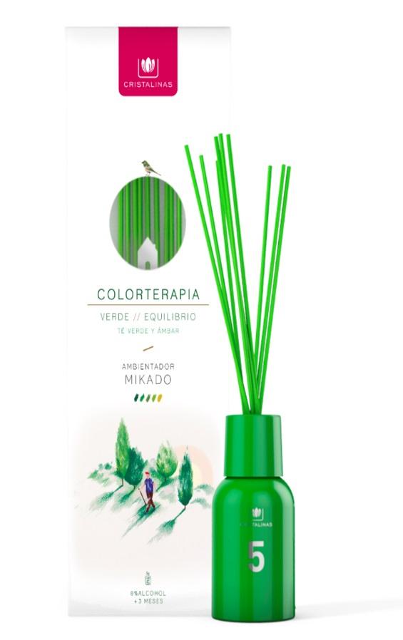 Colorterapia c ароматом ландыша и зелени 125 мл.