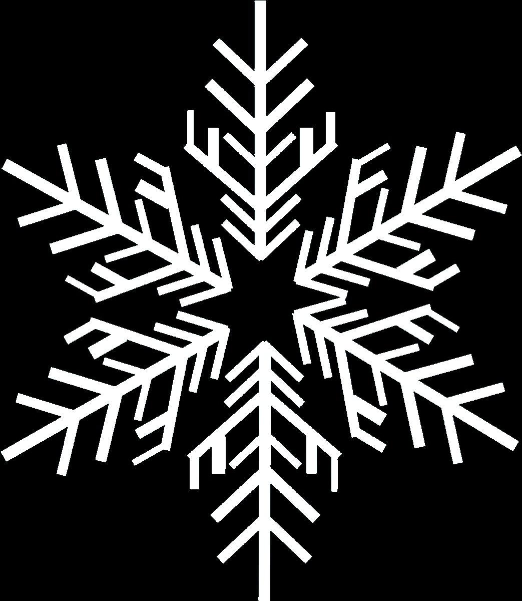 Фото - Наклейка ОранжевыйСлоник виниловая Снежинка2 для авто или интерьера, Винил авто