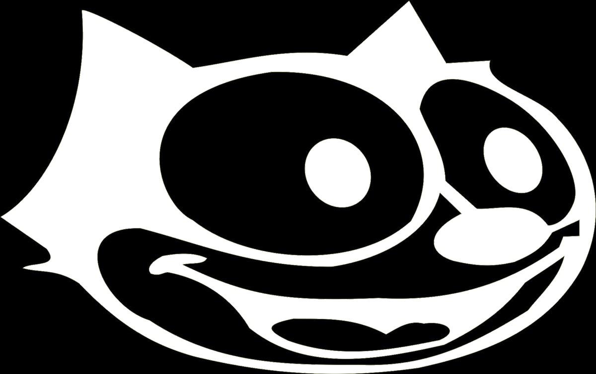 Фото - Наклейка ОранжевыйСлоник виниловая Соник для авто или интерьера, Винил авто