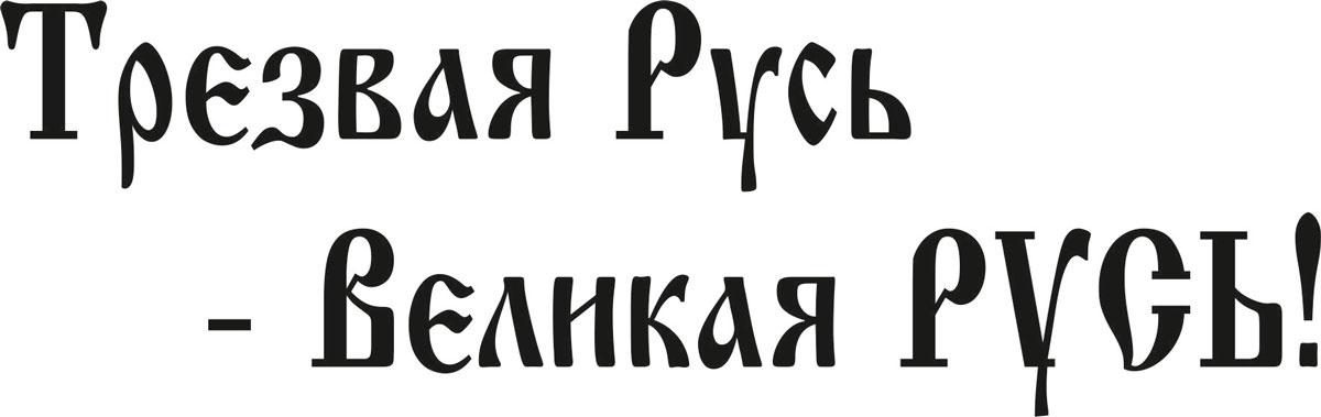 Фото - Наклейка ОранжевыйСлоник виниловая Русь1 для авто или интерьера, Винил авто