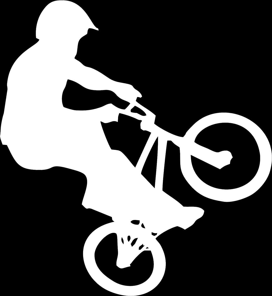Фото - Наклейка ОранжевыйСлоник виниловая велик для авто или интерьера, Винил авто