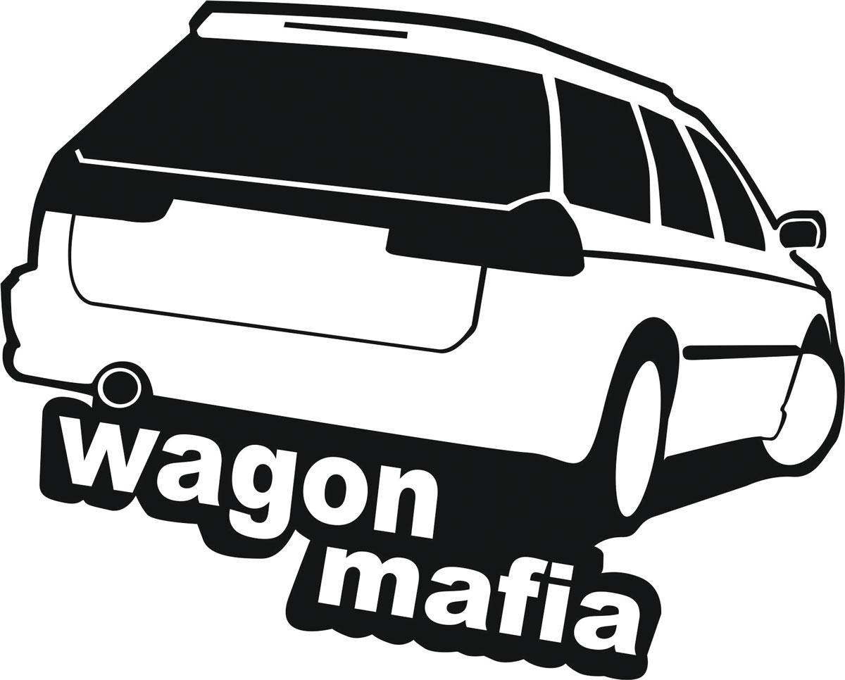 Фото - Наклейка ОранжевыйСлоник виниловая Вагон5 для авто или интерьера, Винил авто