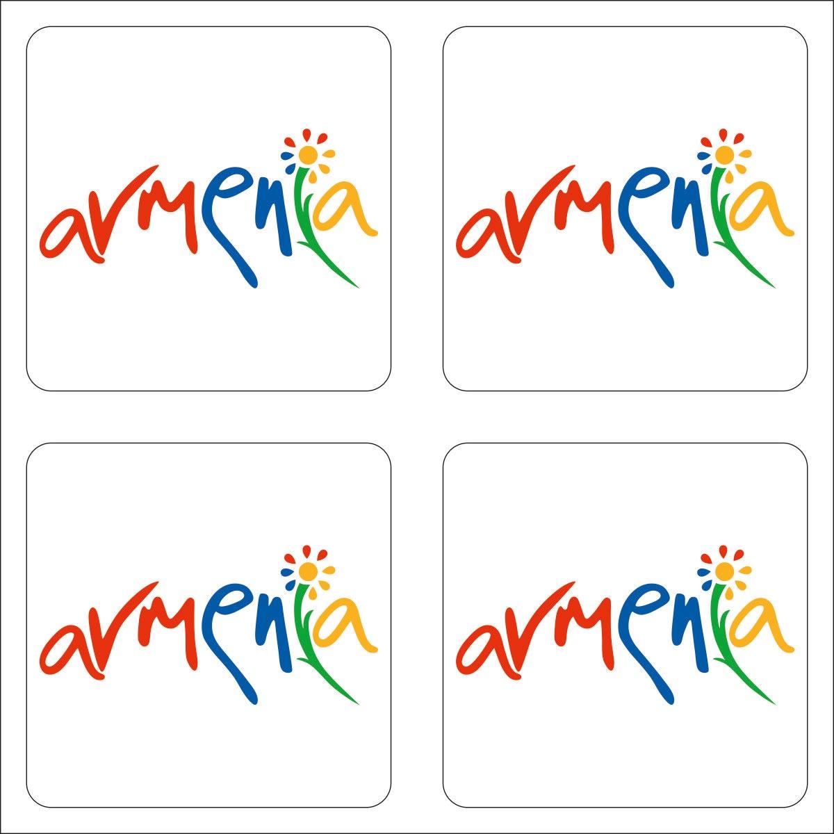 Наклейка Оранжевый Слоник виниловая путешественника armenia, Винил16CW03RGBВиниловая наклейка путешественника, в первую очередь, предназначена для наклеивания на чемодан путешественника. Показывает в каких странах путешественник побывал. 4 отдельных наклейки на листе.
