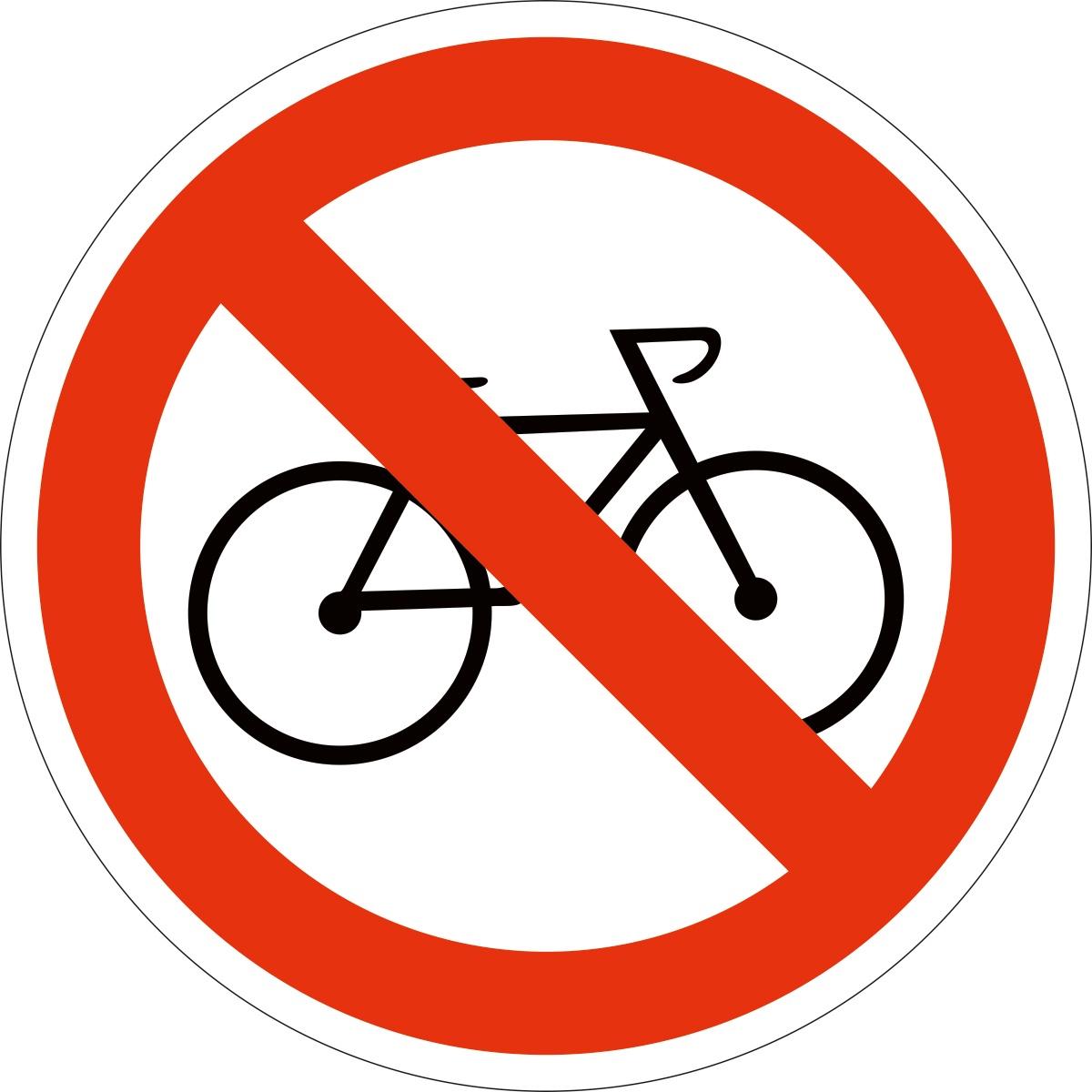 Фото - Наклейка ОранжевыйСлоник Вход с велосипедом запрещен, INB10RGB, Винил printio мобильный запрещен