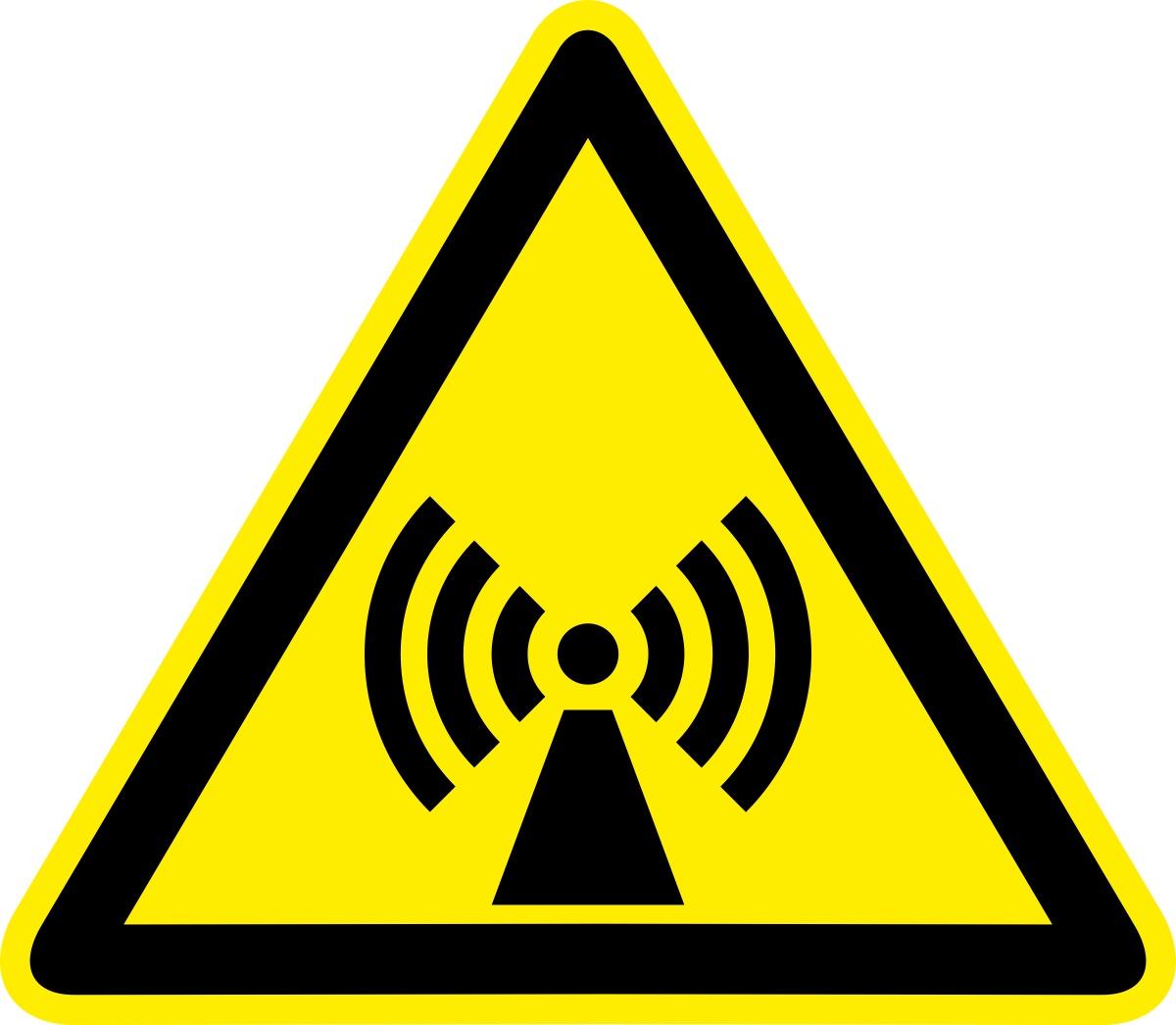 Наклейка ОранжевыйСлоник Внимание. Электромагнитное поле, INW04RGB, ВинилINW04RGBНаклейки информационные предназначены для предупреждения людей о непосредственной или возможной опасности, запрещения, предписания или разрешения определенных действий.