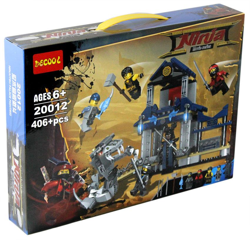 Пластиковый конструктор DECOOL 20012/ZY792713, 20012/ZY792713