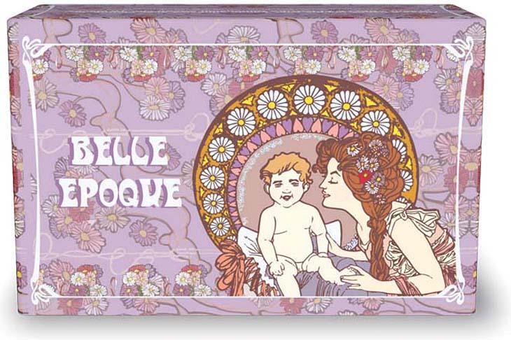 Набор наматрасников Belle Epoque, для детской кровати, 120 х 60 см + для детской коляски, 80 х 40 см, ВЕНН2st