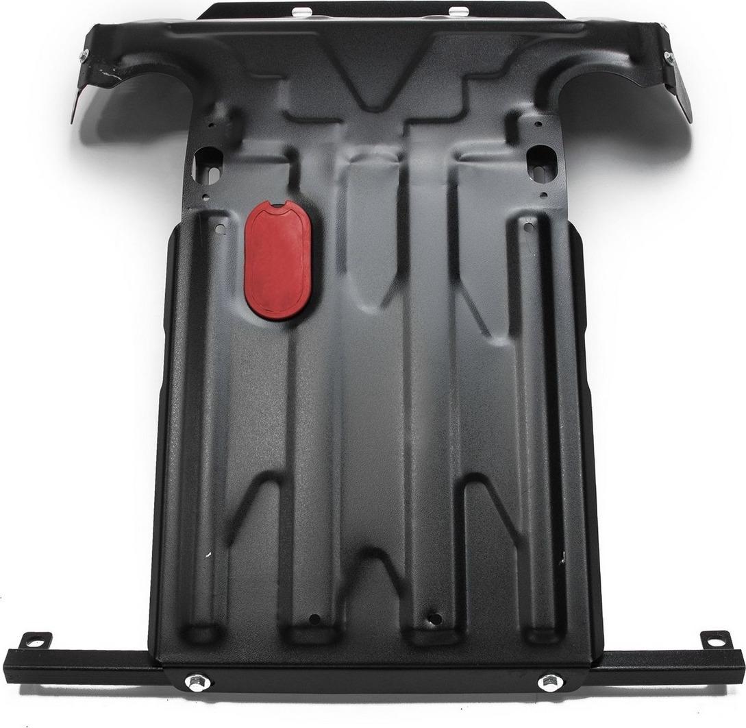 Защита картера Автоброня для Chevrolet Niva 2002-н.в., сталь 2 мм, без крепежа. 1.01017.1 защита картера автоброня для chevrolet niva 2002 н в сталь 2 мм без крепежа 1 01017 1