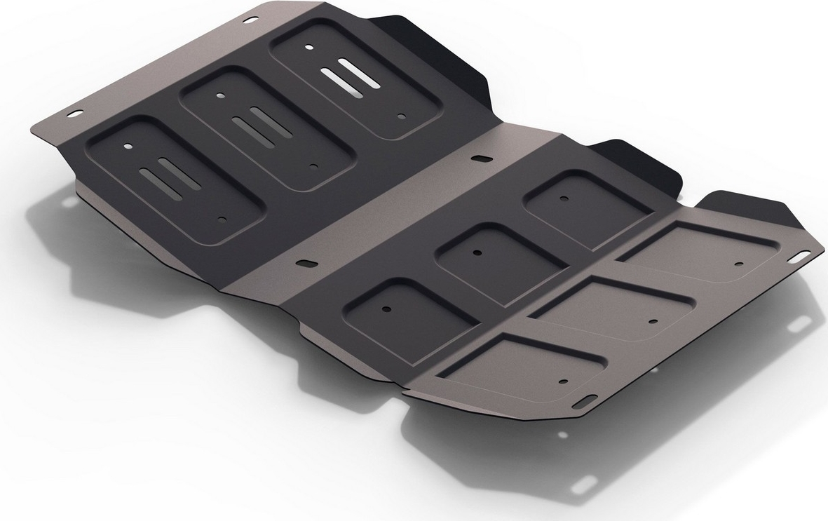 Защита картера Автоброня для Great Wall Hover H3 2006-2011 2011-2015/Hover H5 2006-2011 2011-2015/Isuzu Axiom 2001-2004, сталь 2 мм, с крепежом. 111.02007.1 защита картера автоброня для dw hower h3 2017 н в great wall hover h3 2014 2015 сталь 2 мм 111 02022 1