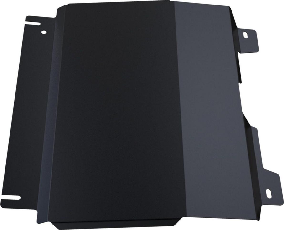 Защита картера и КПП Автоброня для Fiat Albea 2006-2011, сталь 2 мм, с крепежом. 111.01701.3111.01701.3Защита картера и КПП Автоброня для Fiat Albea (V - 1.4) 2006-2011, сталь 2 мм, с крепежом, 111.01701.3 Стальные защиты Автоброня надежно защищают ваш автомобиль от повреждений при наезде на бордюры, выступающие канализационные люки, кромки поврежденного асфальта или при ремонте дорог, не говоря уже о загородных дорогах. - Имеют оптимальное соотношение цена-качество. - Спроектированы с учетом особенностей автомобиля, что делает установку удобной. - Защита устанавливается в штатные места кузова автомобиля. - Является надежной защитой для важных элементов на протяжении долгих лет. - Глубокий штамп дополнительно усиливает конструкцию защиты. - Подштамповка в местах крепления защищает крепеж от срезания. - Технологические отверстия там, где они необходимы для смены масла и слива воды, оборудованные заглушками, закрепленными на защите.