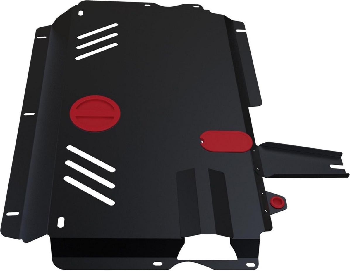 Защита картера и КПП Автоброня для Mazda 5 2011-2015, сталь 2 мм, с крепежом. 111.03812.1111.03812.1Защита картера и КПП Автоброня для Mazda 5 (V - 2.0) 2011-2015, сталь 2 мм, с крепежом, 111.03812.1 Стальные защиты Автоброня надежно защищают ваш автомобиль от повреждений при наезде на бордюры, выступающие канализационные люки, кромки поврежденного асфальта или при ремонте дорог, не говоря уже о загородных дорогах. - Имеют оптимальное соотношение цена-качество. - Спроектированы с учетом особенностей автомобиля, что делает установку удобной. - Защита устанавливается в штатные места кузова автомобиля. - Является надежной защитой для важных элементов на протяжении долгих лет. - Глубокий штамп дополнительно усиливает конструкцию защиты. - Подштамповка в местах крепления защищает крепеж от срезания. - Технологические отверстия там, где они необходимы для смены масла и слива воды, оборудованные заглушками, закрепленными на защите.