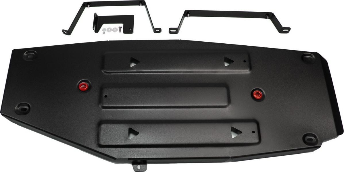Защита топливного бака Автоброня для Lexus NX 200/200t 2014-2017/Toyota Rav4 2013-2015 2015-н.в., сталь 2 мм, с крепежом. 111.05779.1111.05779.1Защита топливного бака Автоброня для Lexus NX 200 (V - 2.0 (150 л.с.)) 2014-2017/Lexus NX 200t (V - 2.0 (238 л.с.)) 2014-2017/Toyota Rav4 (V - 2.0; 2.5; 2.2d) 2013-2015/Toyota Rav4 (V - 2.0; 2.5; 2.2d) 2015-н.в., сталь 2 мм, с крепежом, 111.05779.1 Стальные защиты Автоброня надежно защищают ваш автомобиль от повреждений при наезде на бордюры, выступающие канализационные люки, кромки поврежденного асфальта или при ремонте дорог, не говоря уже о загородных дорогах. - Имеют оптимальное соотношение цена-качество. - Спроектированы с учетом особенностей автомобиля, что делает установку удобной. - Защита устанавливается в штатные места кузова автомобиля. - Является надежной защитой для важных элементов на протяжении долгих лет. - Глубокий штамп дополнительно усиливает конструкцию защиты. - Подштамповка в местах крепления защищает крепеж от срезания. - Технологические отверстия там, где они необходимы для смены масла и слива воды, оборудованные заглушками, закрепленными на защите.