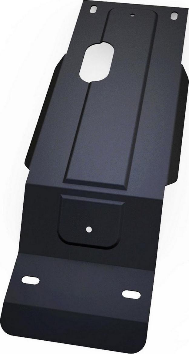 Защита картера и КПП Автоброня для UAZ 2206 1965-н.в./UAZ 3303 1994-н.в./UAZ 3741 1994-н.в./UAZ 3909 1994-н.в./UAZ 3962 1965-н.в., сталь 3 мм, с крепежом. 222.06320.1