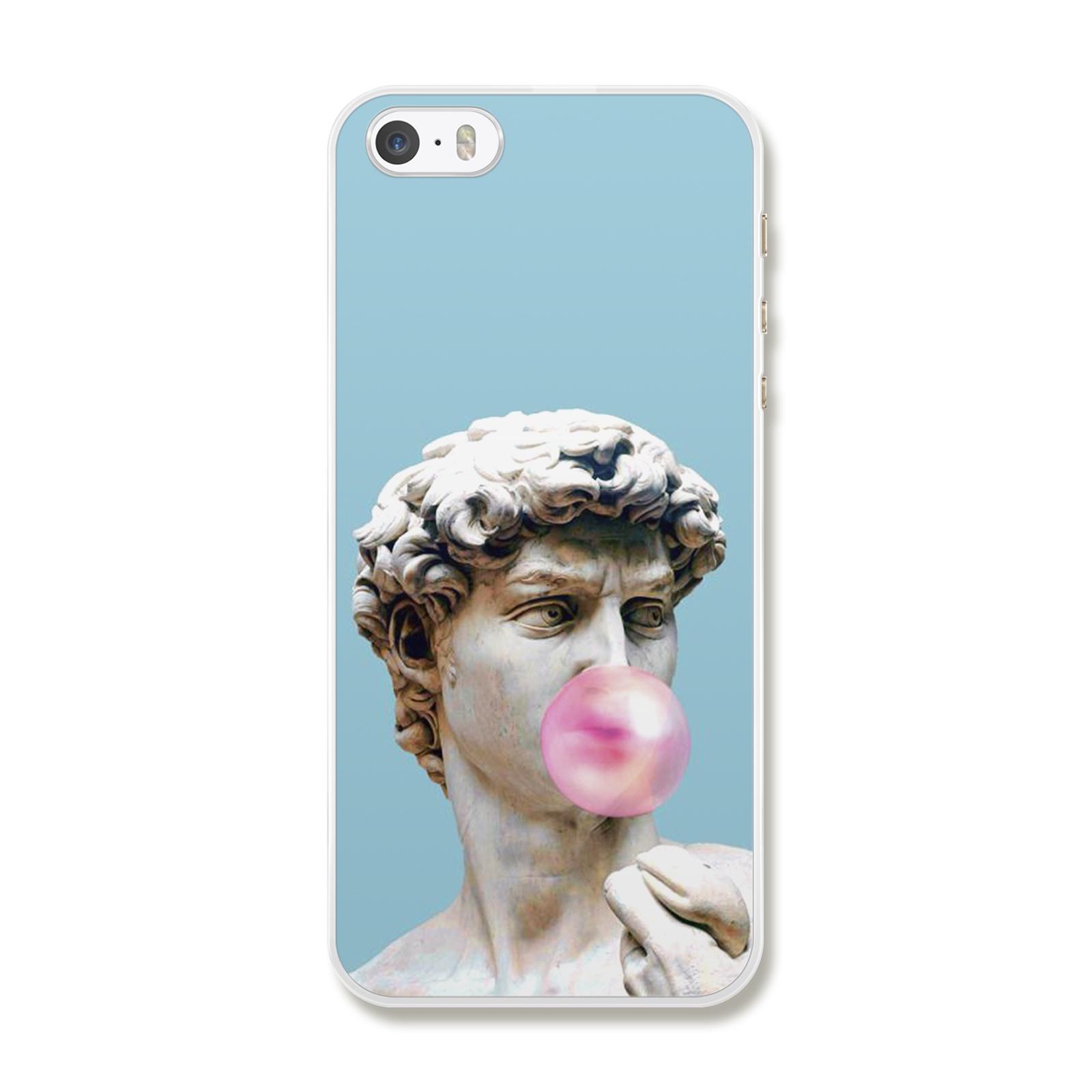 "Чехол для iPhone 5/5S/SE ""Давид"""