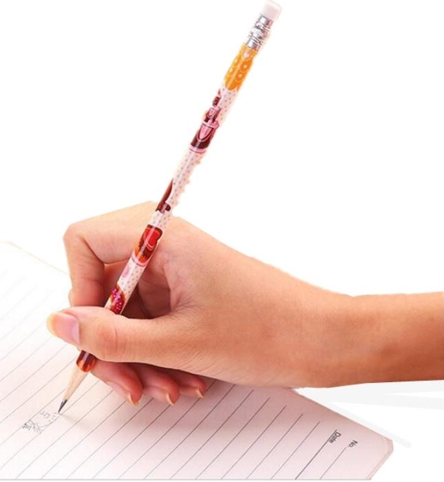 Набор карандашей, 6шт, Fidget Go формочки для кекса fidget go сердце 6 шт