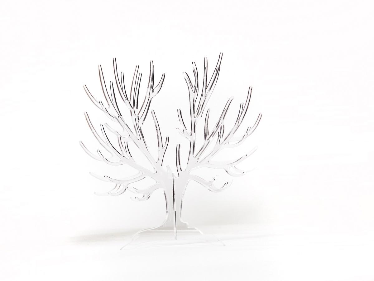 Держатель интерьерный Простые Предметы украшений Стеклянное дерево держатель интерьерный s039