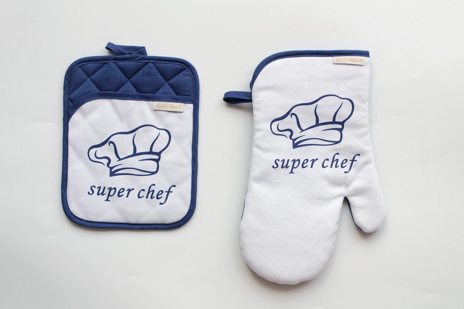 Набор для кухни Chef (голубой)