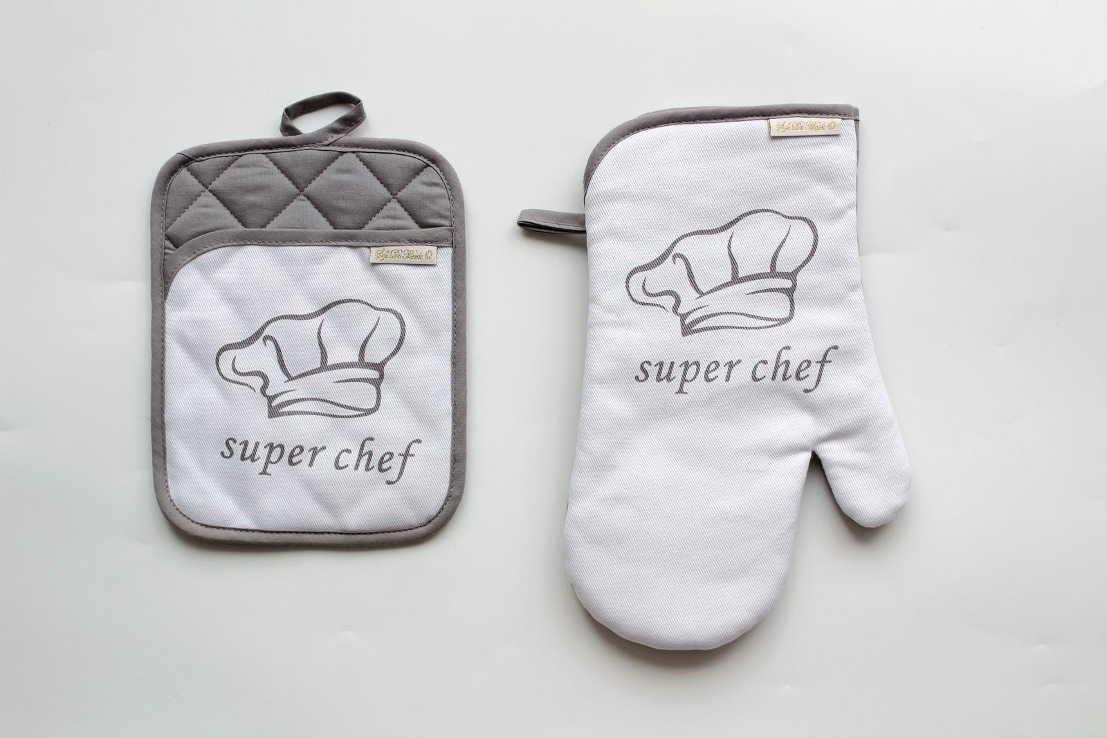 Набор для кухни Chef (серый) marko ferenzo верхушка русская зима 29 см 1шт синий