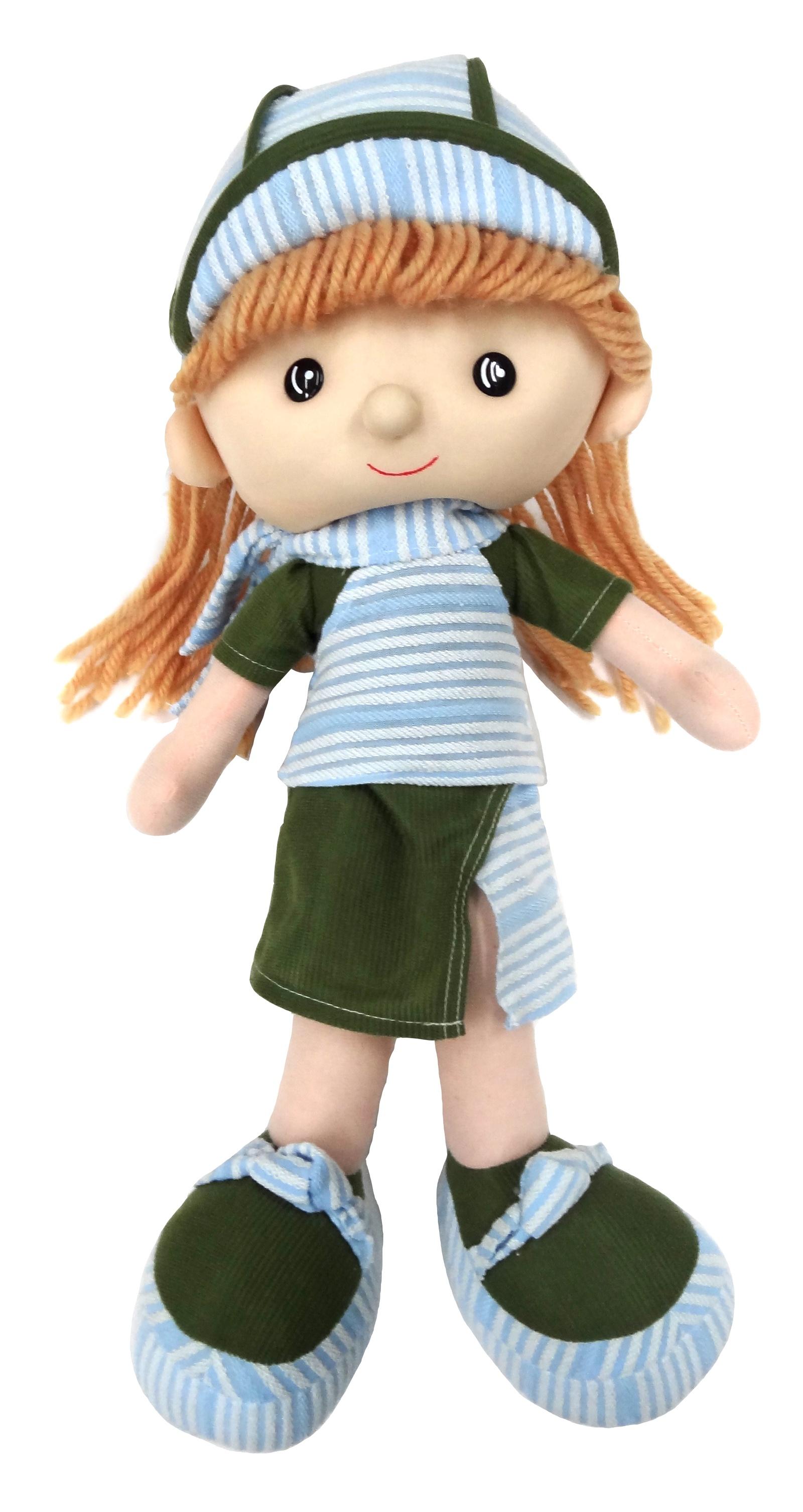 Мягкая кукла Правила Успеха Модель «Злата», 4610009215921