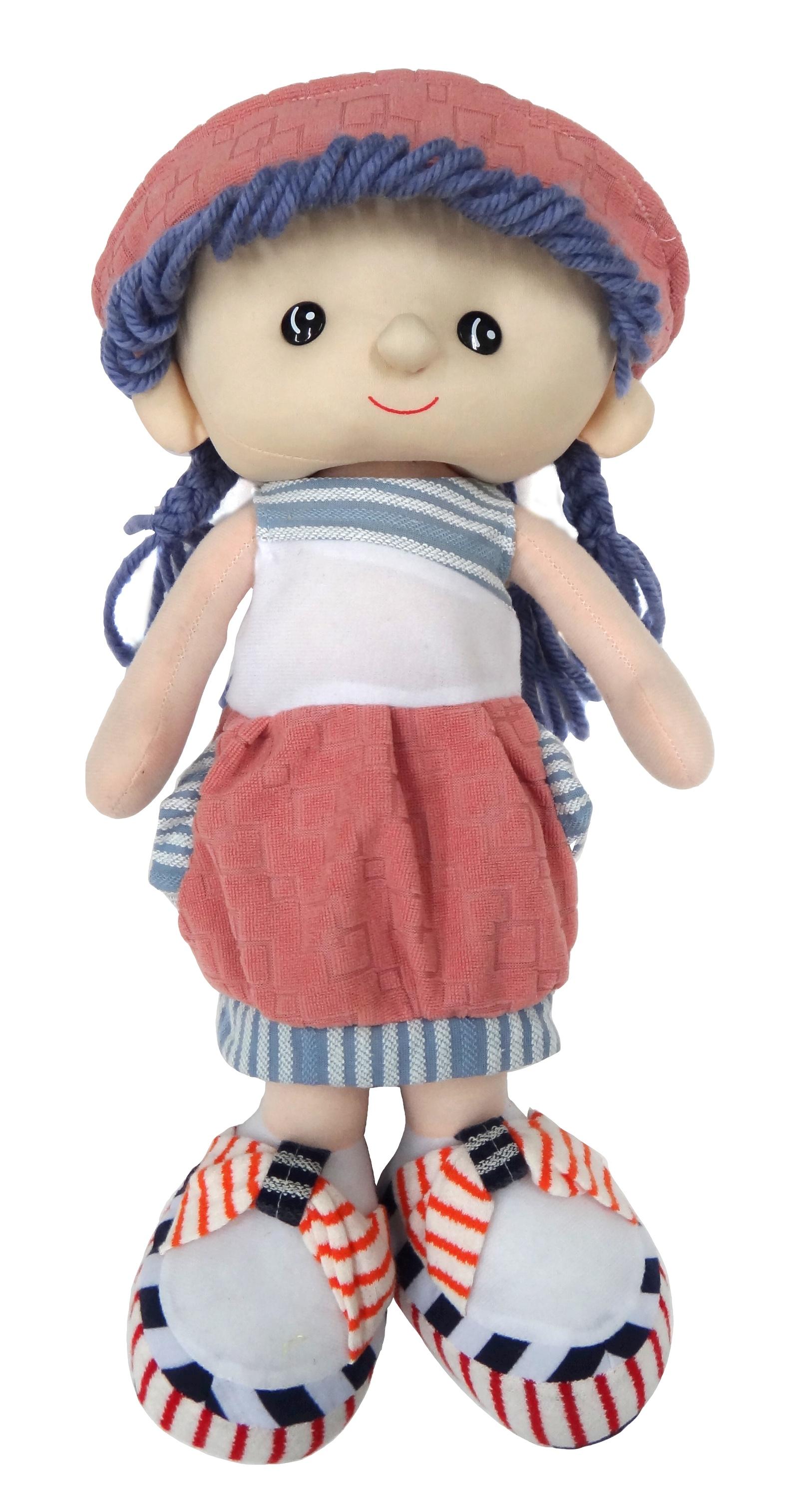 Мягкая кукла Правила Успеха Модель «Ксюша», 4610009215952