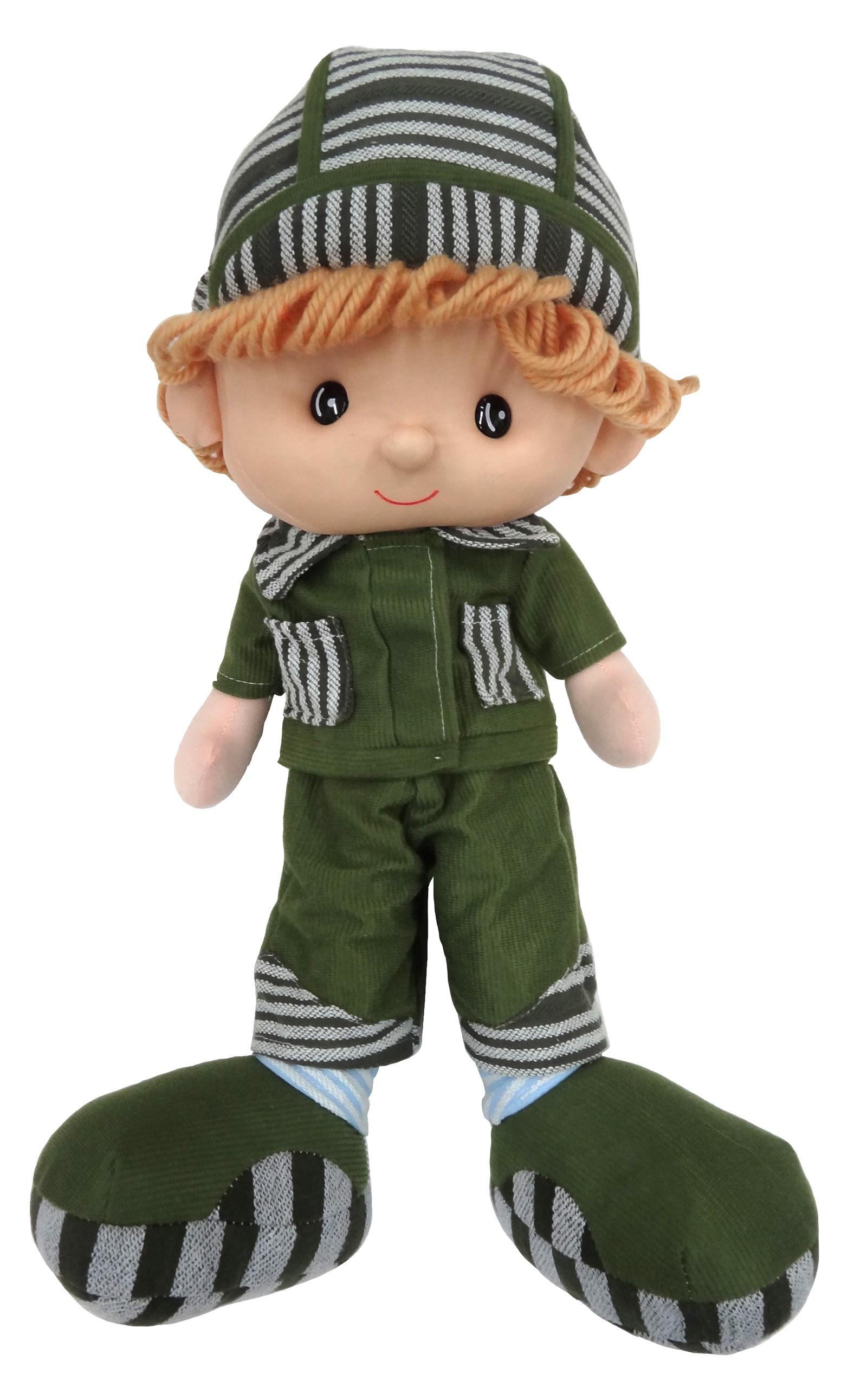 Мягкая кукла Правила Успеха Модель «Фёдор», 4610009215976