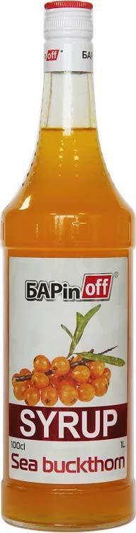 Сироп Barinoff