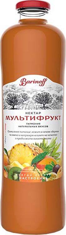 Нектар Barinoff Мультифруктовый с мякотью, 1 л barinoff нектар вишневый 0 25 л