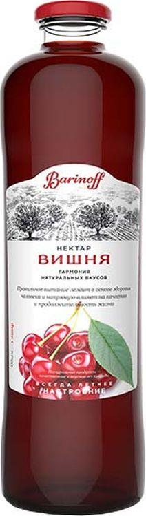 Нектар Barinoff Вишневый, 1 л barinoff нектар вишневый 0 25 л