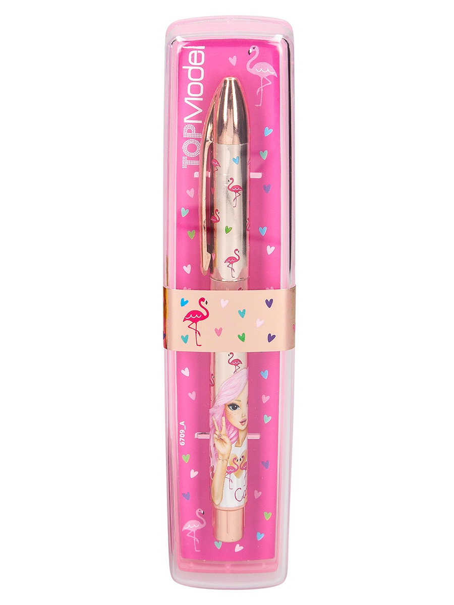 Ручка в подарочной упаковке Depesche TOPModel Candy (046709/006709/Candy) набор письменных принадлежностей depesche topmodel макияж liv 045675 005675