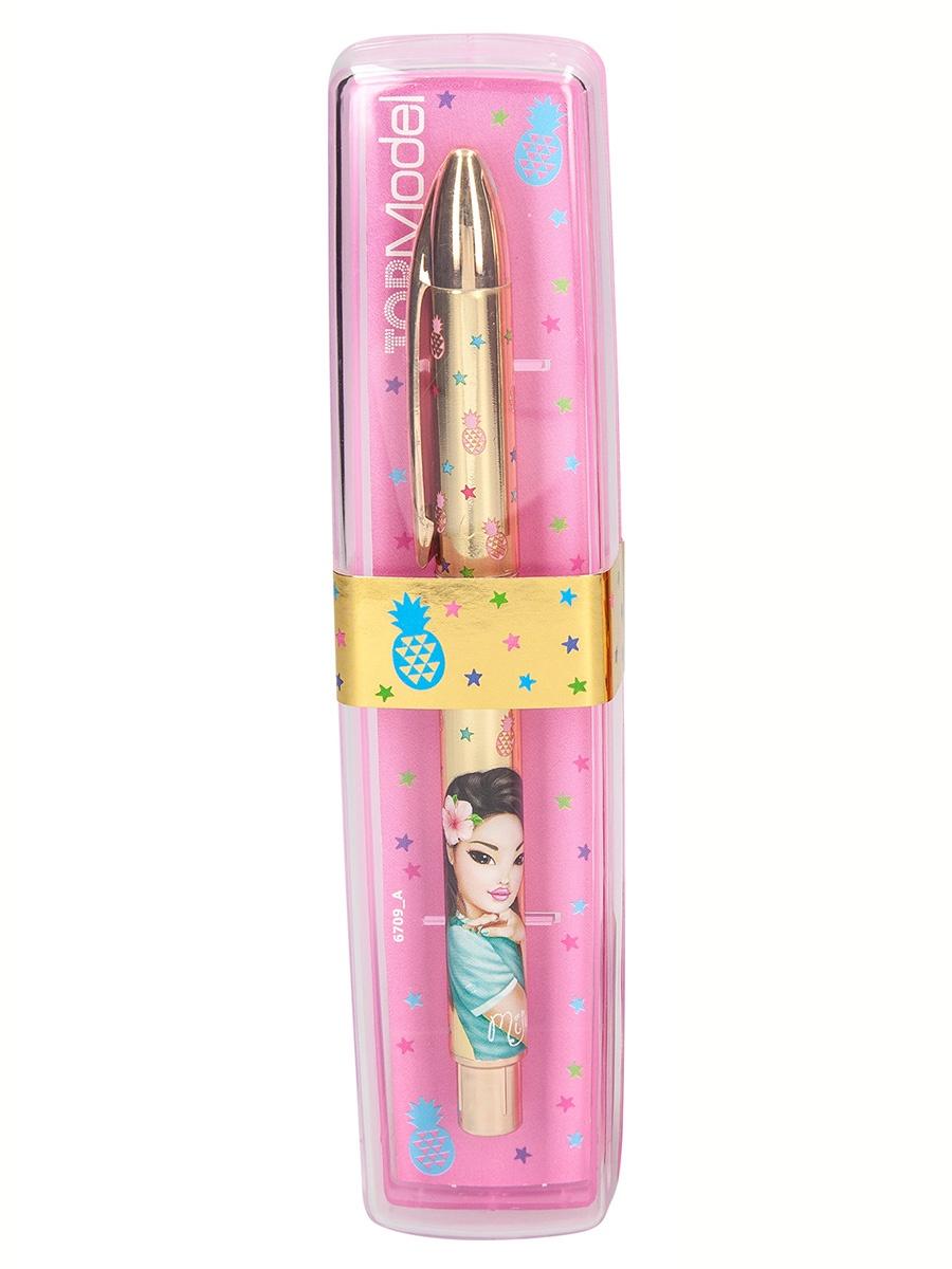 Ручка в подарочной упаковке Depesche TOPModel Miju (046709/006709/Miju) набор письменных принадлежностей depesche topmodel макияж liv 045675 005675