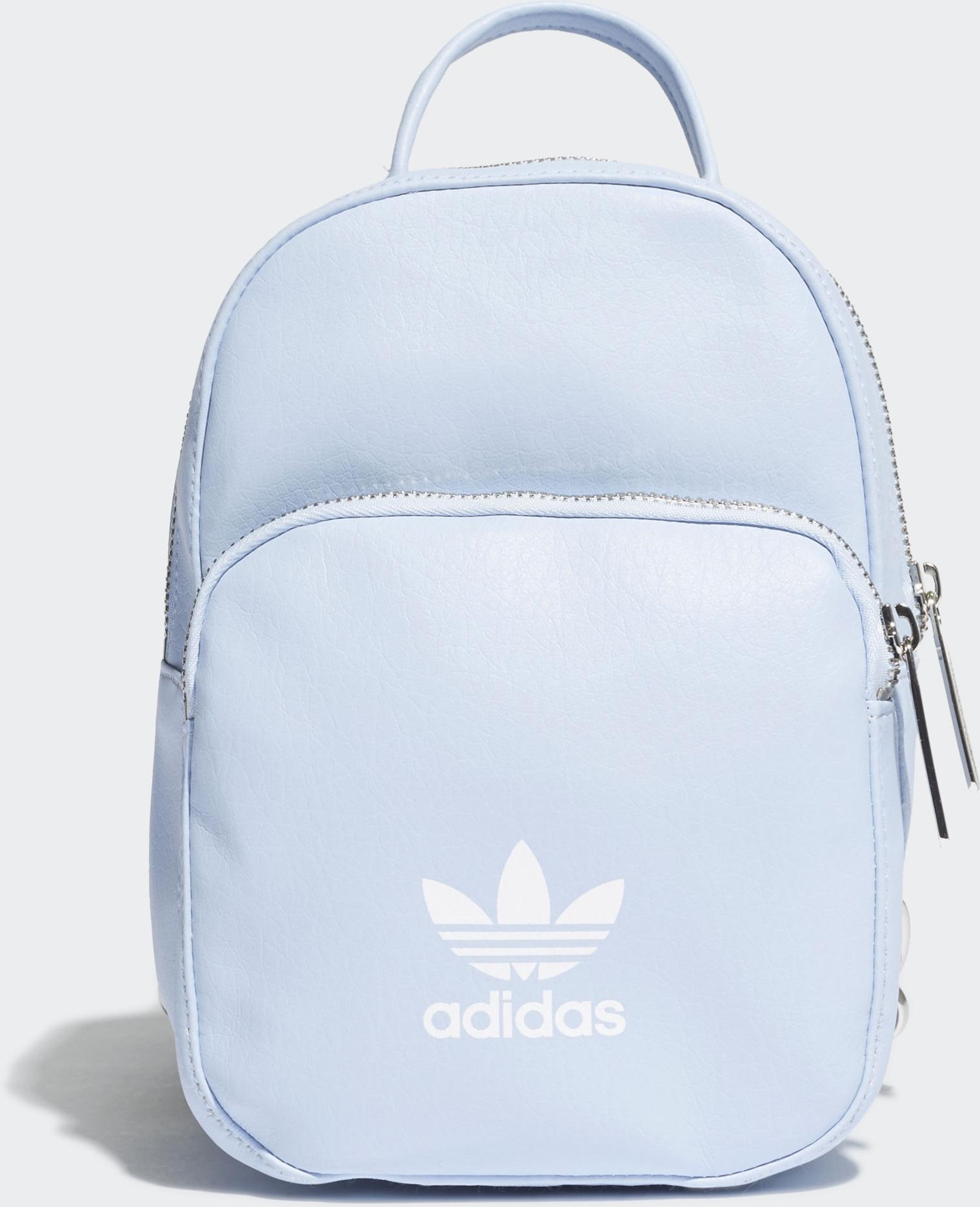 Рюкзак Adidas Bp Cl Xs, цвет: голубой. DU6810 рюкзак спортивный adidas цвет черный cf9007