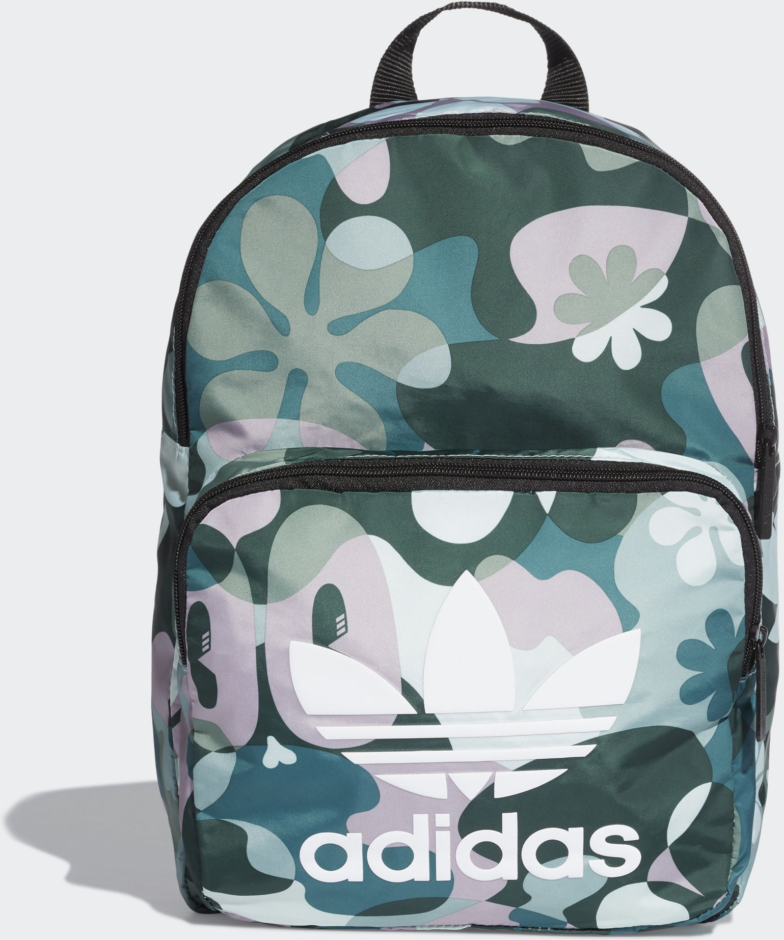 Рюкзак женский Adidas Bp Cl M, цвет: разноцветный. DW6718 цена