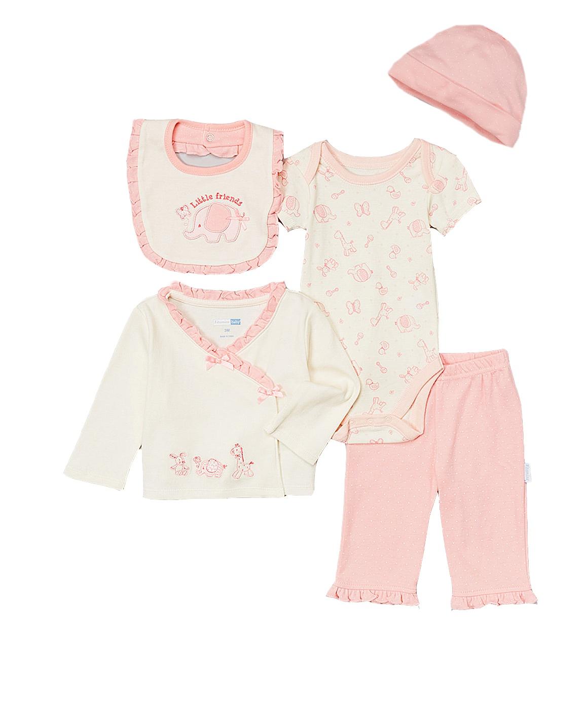 Комплект одежды Vitamins Baby комплект одежды для девочки acoola baby dino комбинезон 2 шт нагрудник для кормления шапочка цвет разноцветный 20254250001 8000 размер 80