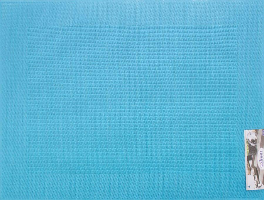 Салфетка подстановочная, 42х32 см, цвет аквамарин, Rahmen, серия Saleen, 012102 281 01, Westmark, Германия