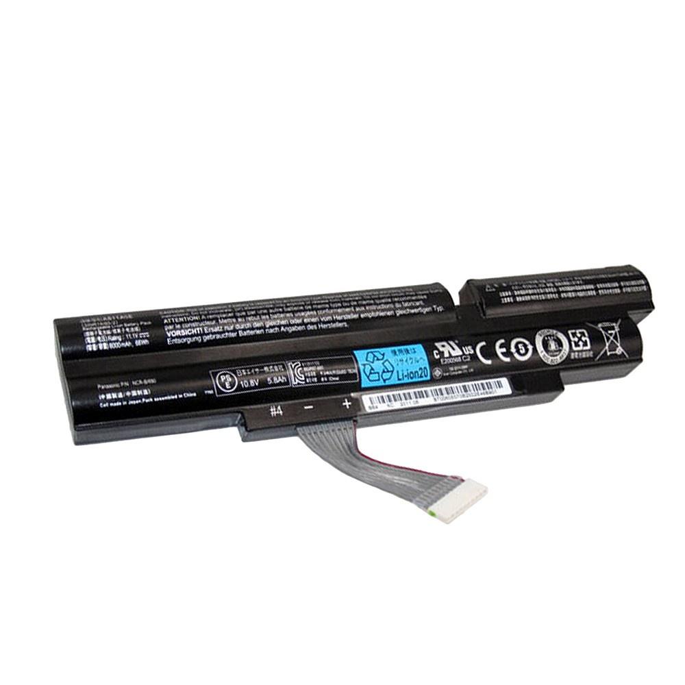 Аккумулятор для ноутбука TopON Acer Aspire TimelineX 3830T, 4830T, 5830T. 11.1V 4400mAh 49Wh. PN: AS11A3E, AS11A5E., TOP-3830T аккумулятор для ноутбука acer aspire timelinex 3830t 4830t 5830t series 11 1v 4400mah 49wh as11