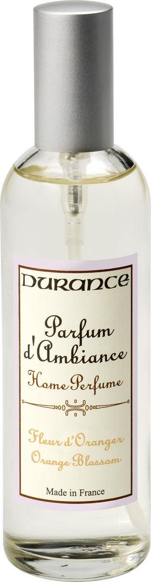 Ароматизатор интерьерный Durance Цветок апельсина, 042028, 100 мл ароматизатор интерьерный durance сосны прованса 045550 250 мл