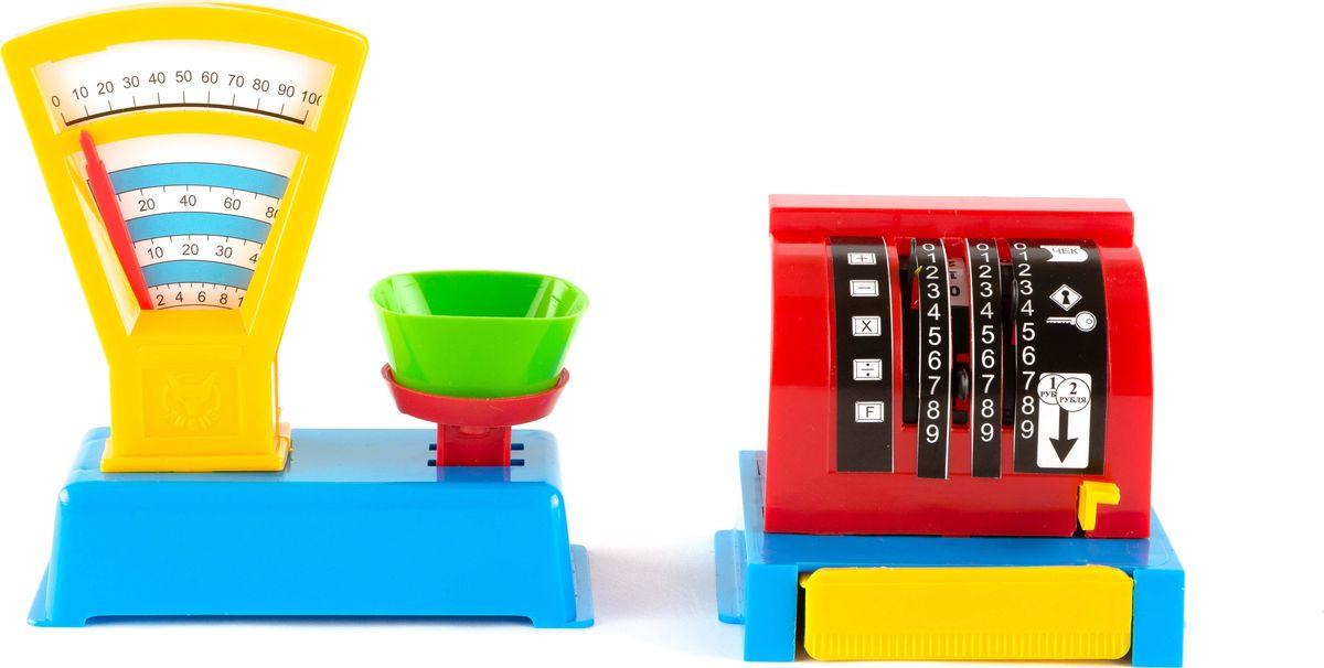 """Игровой набор Пластмастер """"Магазин"""", 22002"""